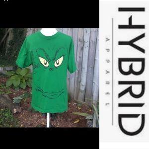 Size M Grinch shirt by dr. Seuss men's